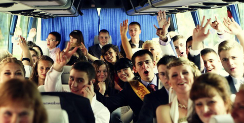 заказ автобусов для школьников
