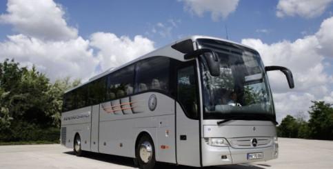 Mercedes tourismo (серый)
