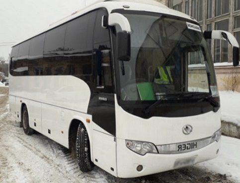 автобус 6885 higer аренда