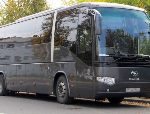 автобус higer 6129