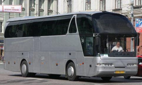 аренда автобуса Neoplan