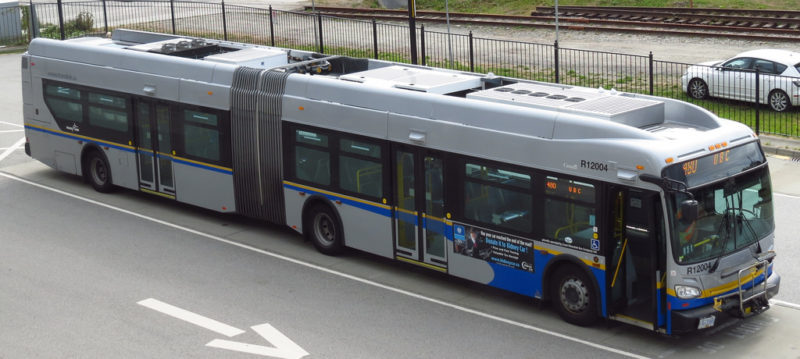 New Flyer XDE60