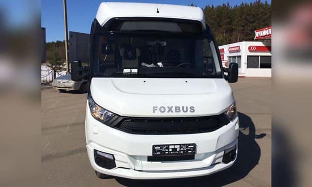 Foxbus Турист